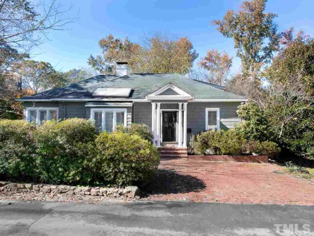 111 Ridge Lane, Chapel Hill, NC 27514 (#2225953) :: The Perry Group