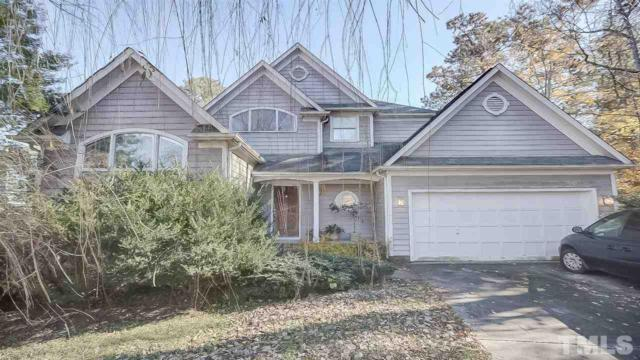 120 Disraeli Drive, Cary, NC 27513 (#2225955) :: Marti Hampton Team - Re/Max One Realty