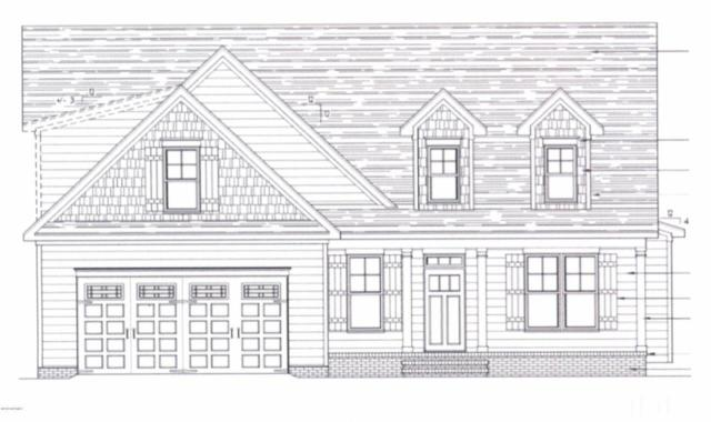3803 W Ramblewood Hill Drive, Wilson, NC 27893 (#2226024) :: The Jim Allen Group
