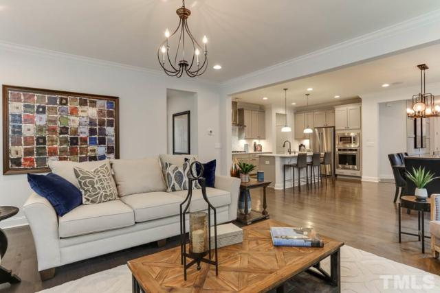 124 Golf Vista Trail #1358, Holly Springs, NC 27540 (#2226072) :: Raleigh Cary Realty