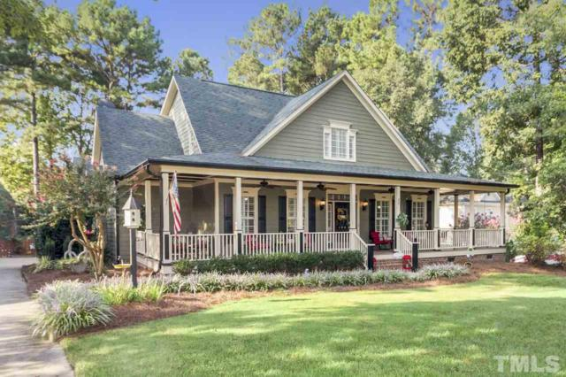 104 Trantham Trail, Clayton, NC 27527 (#2226154) :: Rachel Kendall Team