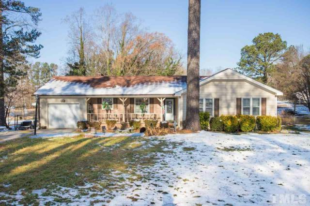 304 Gower Drive, Knightdale, NC 27545 (#2226165) :: The Jim Allen Group