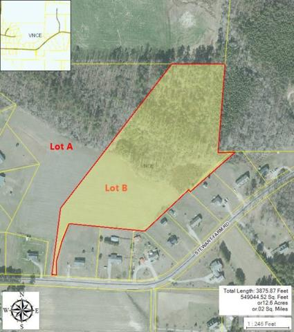 Lot B Stewart Farm Road, Henderson, NC 27537 (#2226172) :: The Jim Allen Group