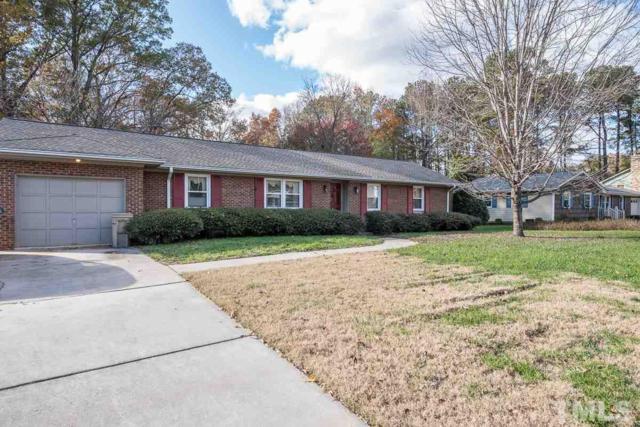 106 Bluegrass Drive, Garner, NC 27529 (#2226195) :: Morgan Womble Group