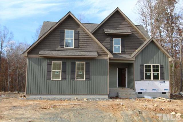 447 River Ridge Lane, Timberlake, NC 27583 (#2226334) :: Marti Hampton Team - Re/Max One Realty