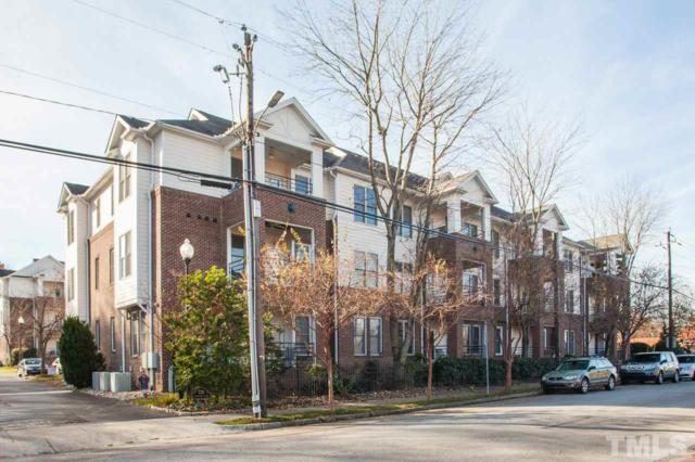 720 N Person Street #203, Raleigh, NC 27604 (#2226402) :: Marti Hampton Team - Re/Max One Realty