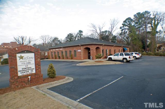 508 Carthage Street, Sanford, NC 27330 (#2226412) :: The Jim Allen Group