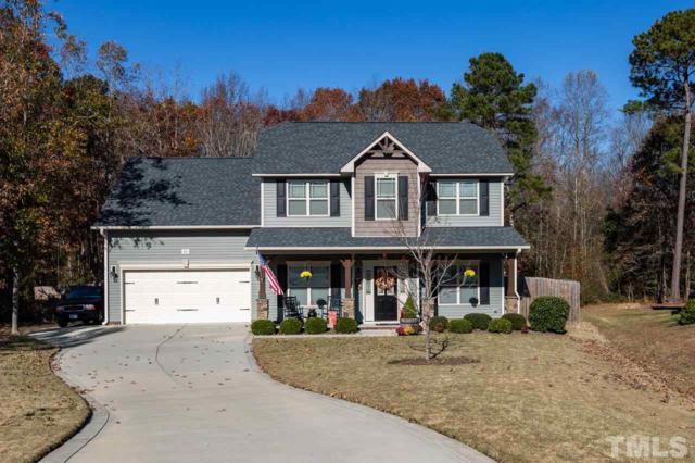 47 Pine Ridge Court, Four Oaks, NC 27524 (#2226428) :: The Perry Group