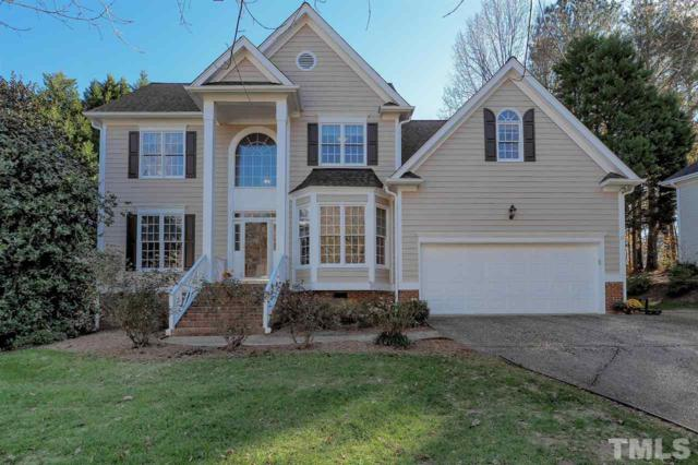 202 Crickentree Drive, Cary, NC 27518 (#2226437) :: Raleigh Cary Realty