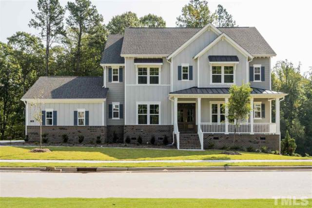 417 Grand Highclere Way #34, Apex, NC 27523 (#2226527) :: The Jim Allen Group