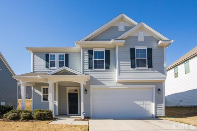 5521 Silver Ash Drive, Raleigh, NC 27616 (#2226606) :: The Perry Group