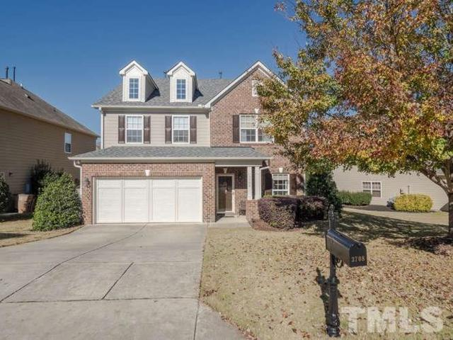 3708 Willow Stone Lane, Wake Forest, NC 27587 (#2226607) :: Rachel Kendall Team