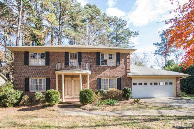 4014 Glen Laurel Drive, Raleigh, NC 27612 (#2226626) :: Raleigh Cary Realty
