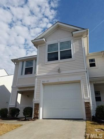 705 Keystone Park Drive #65, Morrisville, NC 27560 (#2226628) :: Raleigh Cary Realty