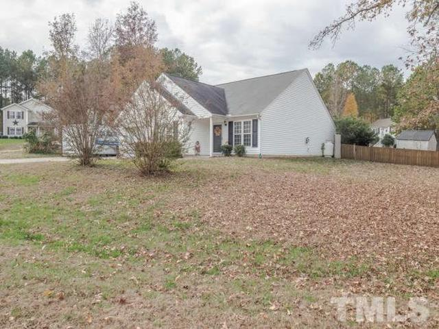 10 Goshen Lane, Youngsville, NC 27596 (#2226649) :: Rachel Kendall Team