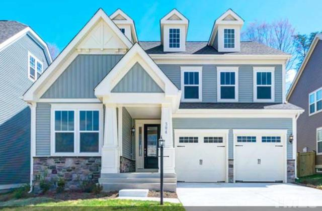 112 Palmer Pointe Way, Holly Springs, NC 27540 (#2226655) :: Raleigh Cary Realty