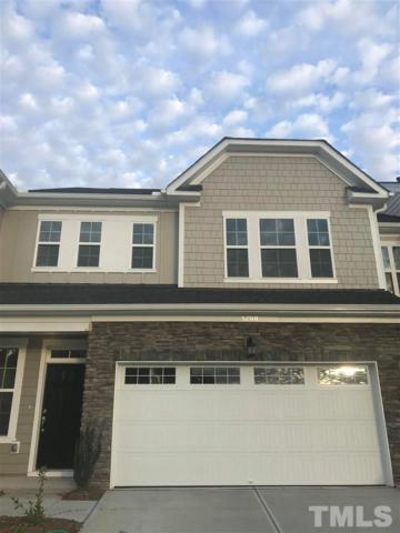 1208 Craigmeade Drive #27, Morrisville, NC 27560 (#2226703) :: Raleigh Cary Realty