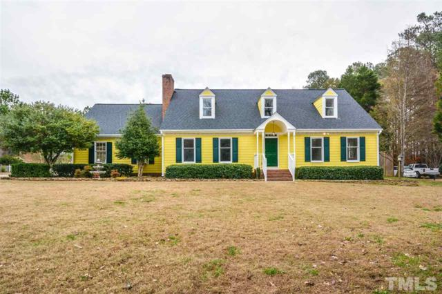8009 Robincrest Court, Fuquay Varina, NC 27526 (#2226841) :: The Perry Group