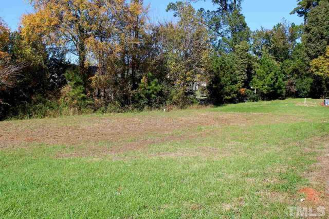 25B Deegan Drive, Pittsboro, NC 27312 (#2227040) :: RE/MAX Real Estate Service