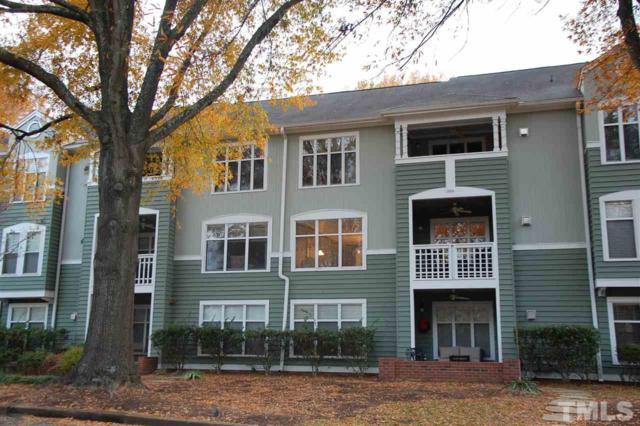 1221 Westview Lane #207, Raleigh, NC 27605 (MLS #2227091) :: The Oceanaire Realty