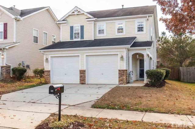 328 Palmdale Court, Holly Springs, NC 27540 (#2227095) :: Marti Hampton Team - Re/Max One Realty