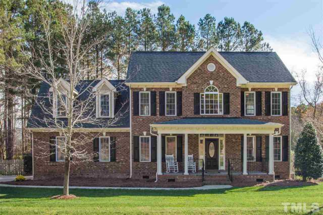 1229 Turner Woods Drive, Raleigh, NC 27603 (#2227099) :: Raleigh Cary Realty