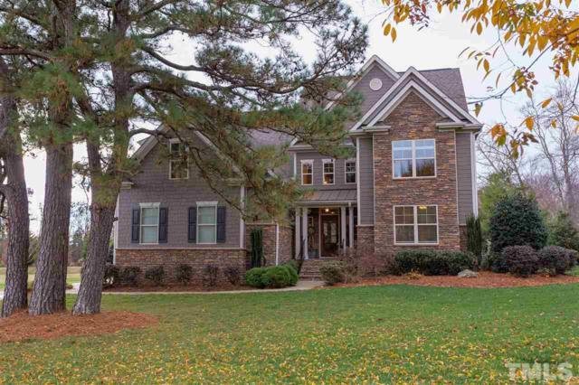 689 Hawthorne Place, Creedmoor, NC 27522 (#2227109) :: The Jim Allen Group
