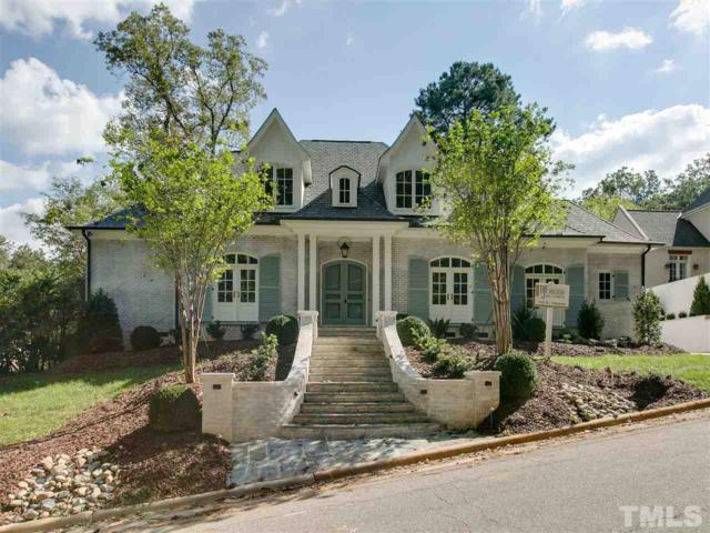 2402 Lake Drive, Raleigh, NC 27609 (#2227136) :: Marti Hampton Team - Re/Max One Realty