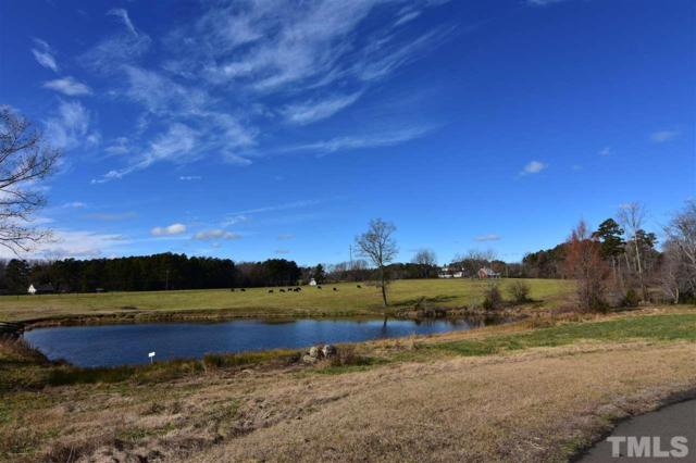 Lot 5 Shore Creek Drive, Roxboro, NC 27574 (#2227157) :: Raleigh Cary Realty