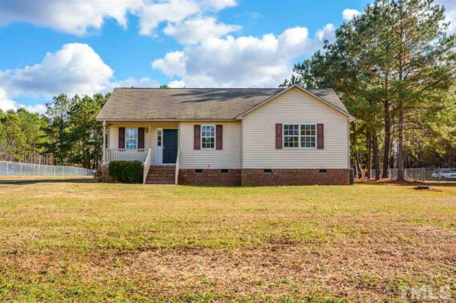 123 Sommerset Drive, Clayton, NC 27520 (#2227191) :: M&J Realty Group