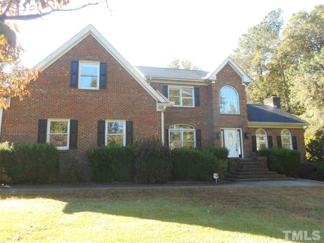 2001 Forest Drive, Clayton, NC 27520 (#2227208) :: Marti Hampton Team - Re/Max One Realty