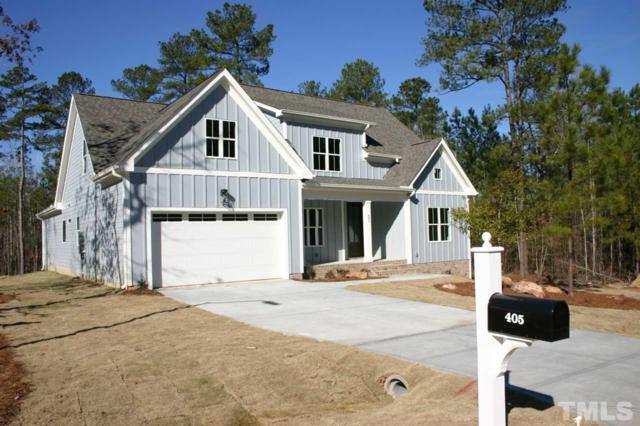 405 Clovermist Court, Sanford, NC 27330 (#2227217) :: The Perry Group