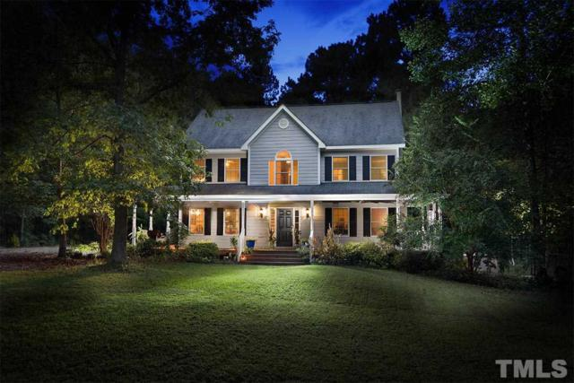 5029 Mitchell Town Road, Youngsville, NC 27596 (#2227235) :: Morgan Womble Group