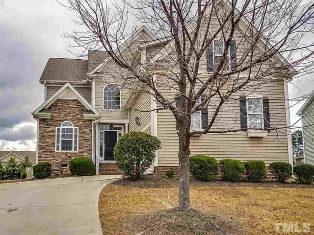 249 Plantation Drive, Youngsville, NC 27596 (#2227236) :: Morgan Womble Group