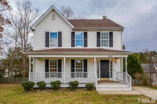 9200 Sayornis Court, Raleigh, NC 27615 (MLS #2227247) :: The Oceanaire Realty