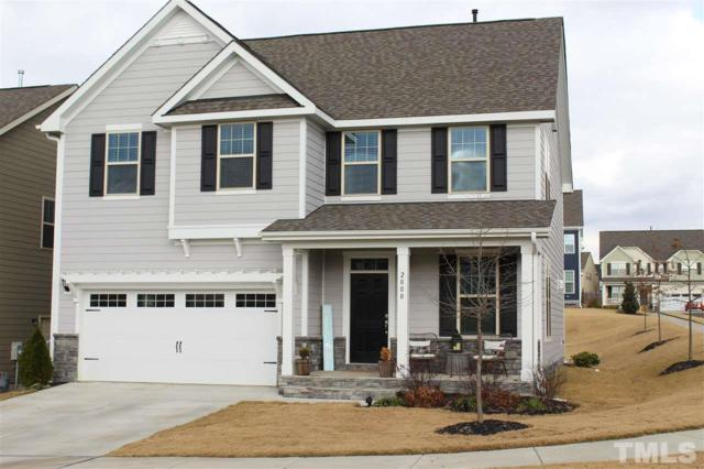 2000 Cotton Barn Court, Wendell, NC 27591 (#2227258) :: Morgan Womble Group