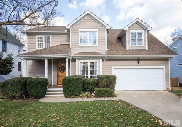 1007 Applethorn Drive, Apex, NC 27502 (#2227316) :: The Perry Group