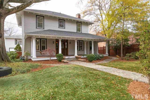 1607 Scales Street, Raleigh, NC 27608 (#2227348) :: Marti Hampton Team - Re/Max One Realty