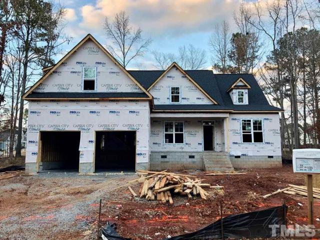 504 Horncliffe Way, Holly Springs, NC 27540 (#2227352) :: Raleigh Cary Realty