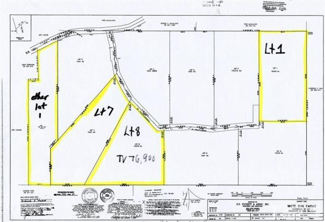 White Oak Farm Road, Cedar Grove, NC 27231 (#2227366) :: M&J Realty Group
