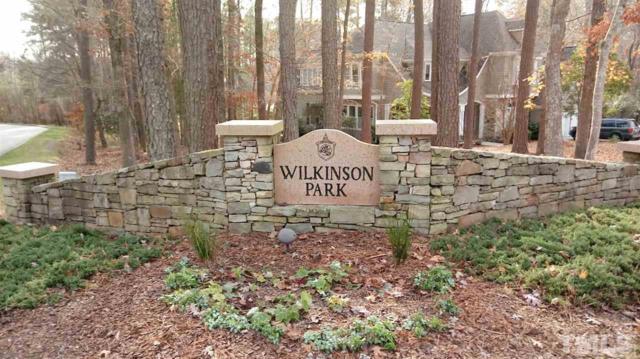 0 Miller, Chapel Hill, NC 27517 (#2227370) :: Marti Hampton Team - Re/Max One Realty