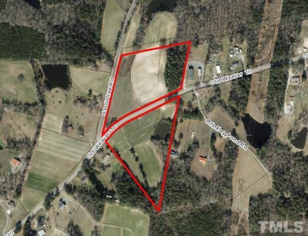 4129 Old Weaver Trail, Creedmoor, NC 27522 (#2227421) :: The Jim Allen Group