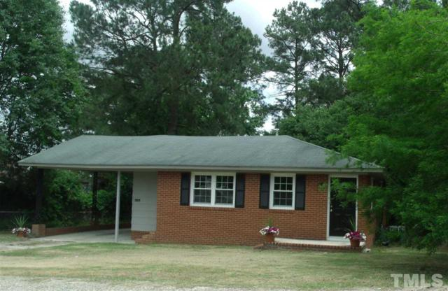 303 S 15th Street, Erwin, NC 28339 (#2227480) :: RE/MAX Real Estate Service