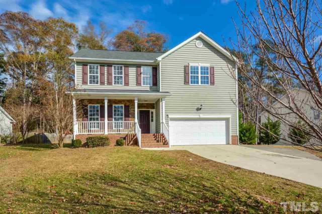 157 Gussett Drive, Garner, NC 27529 (#2227495) :: Raleigh Cary Realty