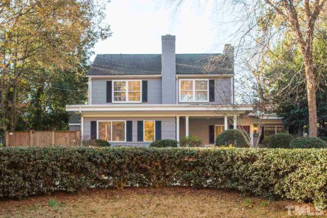 3225 Merriman Avenue, Raleigh, NC 27607 (#2227507) :: Morgan Womble Group