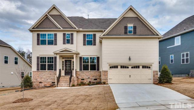 521 Boardwalk Drive #227, Wake Forest, NC 27587 (#2227509) :: M&J Realty Group