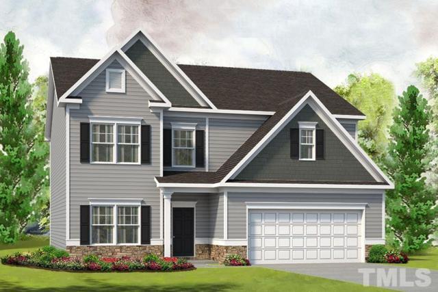 105 Vandora Hills Place #1, Garner, NC 27529 (#2227526) :: Morgan Womble Group