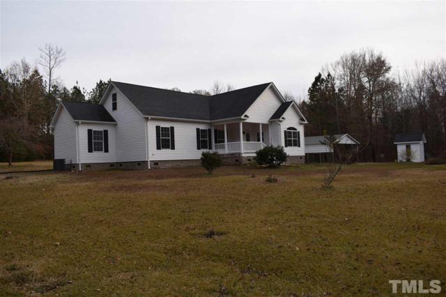 1419 Hanks Chapel Road, Pittsboro, NC 27312 (#2227551) :: RE/MAX Real Estate Service