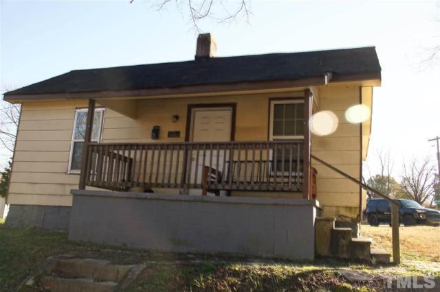 844 Water Street, Henderson, NC 27536 (#2227558) :: Marti Hampton Team - Re/Max One Realty