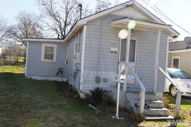 311 Mulberry Street, Henderson, NC 27536 (#2227562) :: Marti Hampton Team - Re/Max One Realty